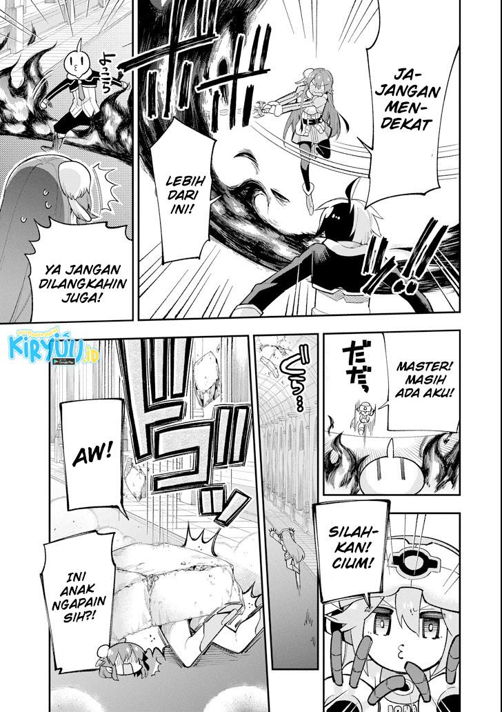 Eiyuu Kyoushitsu: Chapter 15 - Page 25