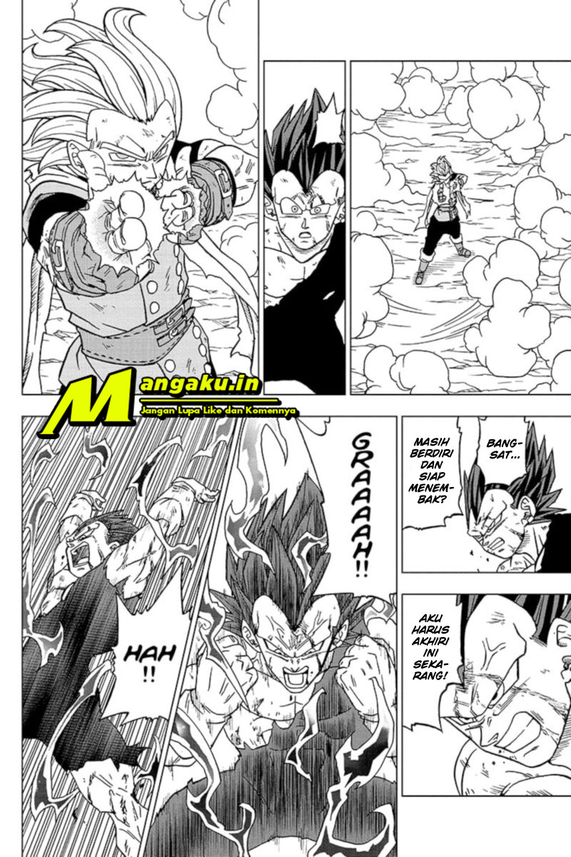 Dragon Ball Super: Chapter 75.2 - Page 18