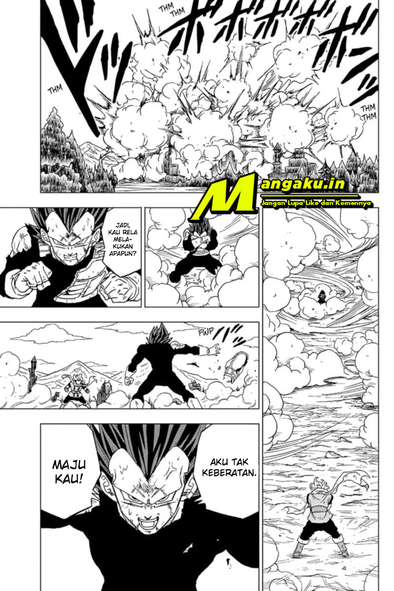 Dragon Ball Super: Chapter 75.2 - Page 9