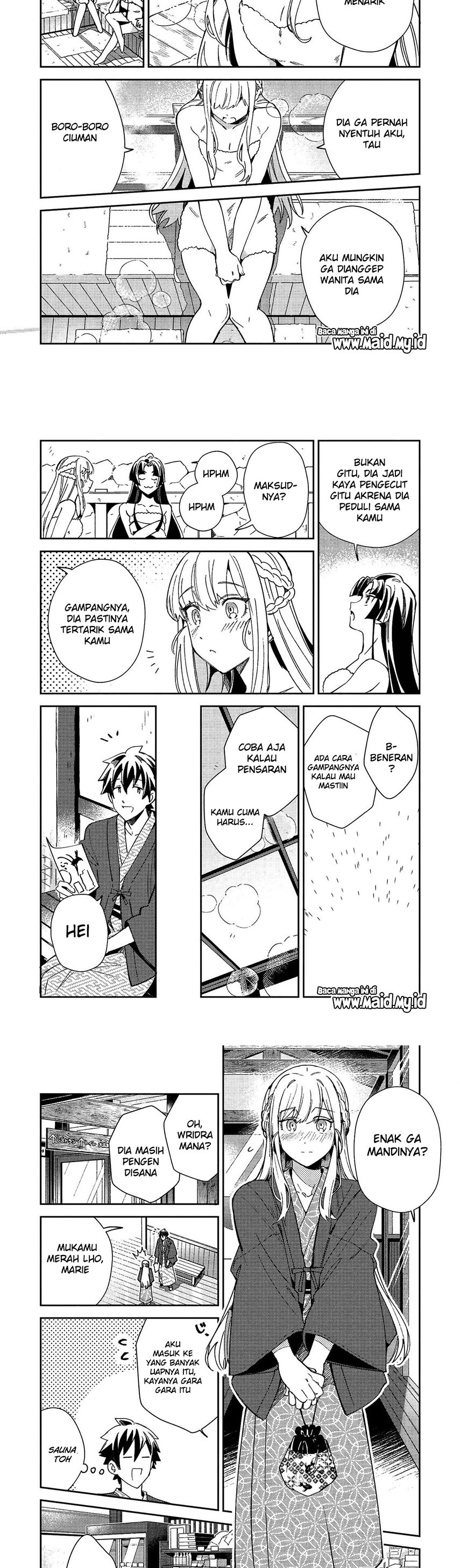 Nihon e Youkoso Elf-san.: Chapter 26 - Page 9