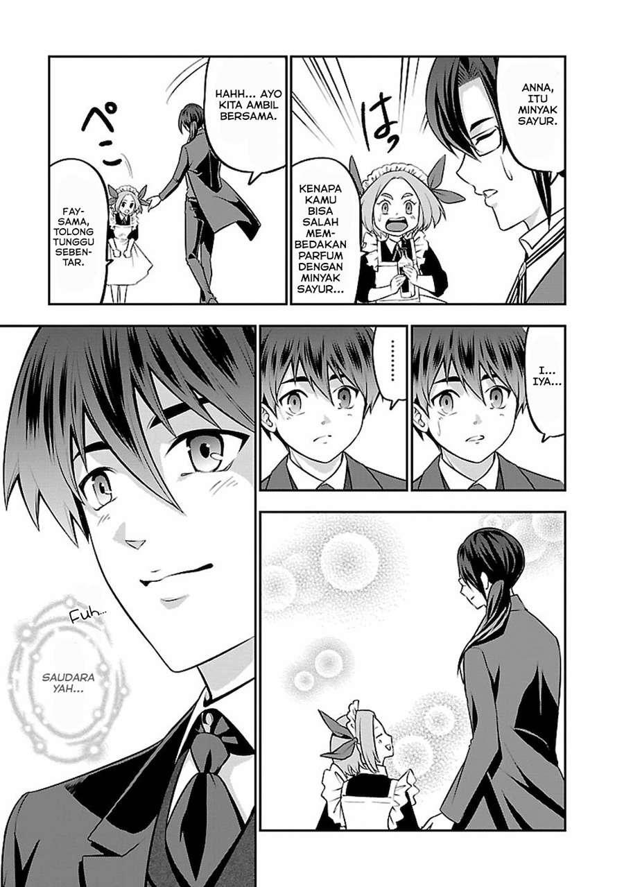 Senritsu no Majutsushi to Goteijuu: Chapter 19 - Page 28