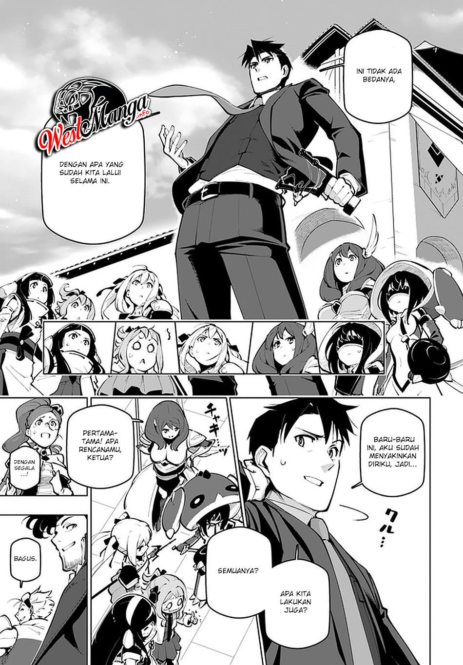 Sekai Saikyou no Kouei: Meikyuukoku no Shinjin Tansakusha: Chapter 19 - Page 16