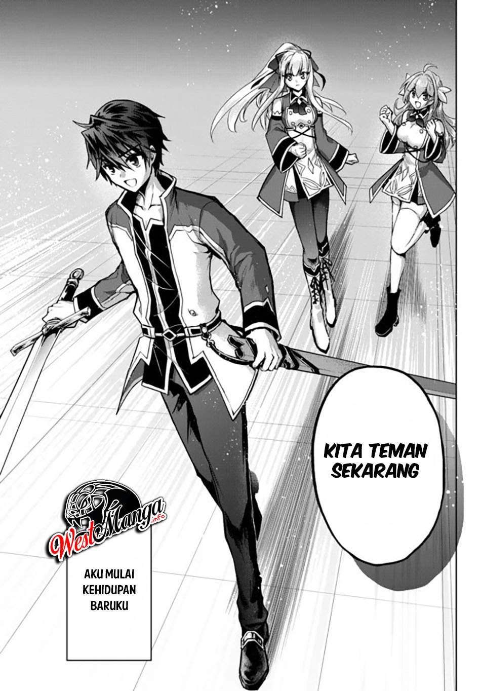 Nishuume Cheat no Tensei Madoushi: Saikyou ga 1000-nengo ni Tensei Shitara, Jinsei Yoyuu Sugimashita: Chapter 04.2 - Page 10