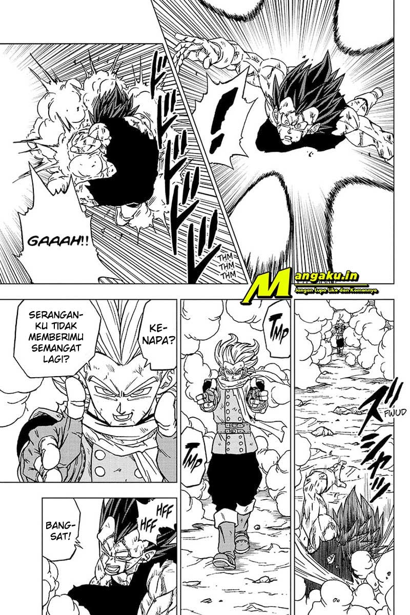Dragon Ball Super: Chapter 76.1 - Page 4