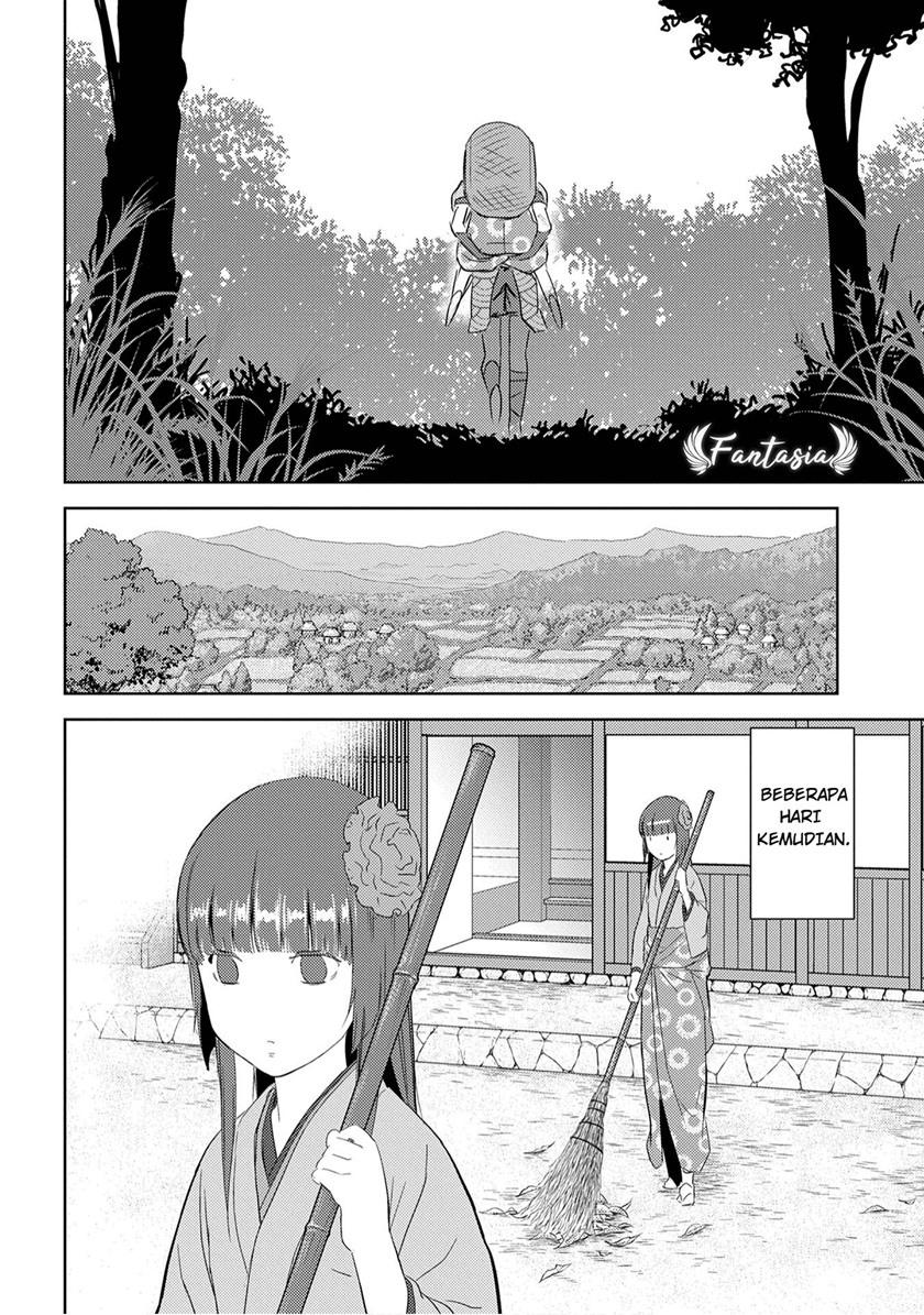 Sengoku Komachi Kuroutan: Noukou Giga: Chapter 08 - Page 30