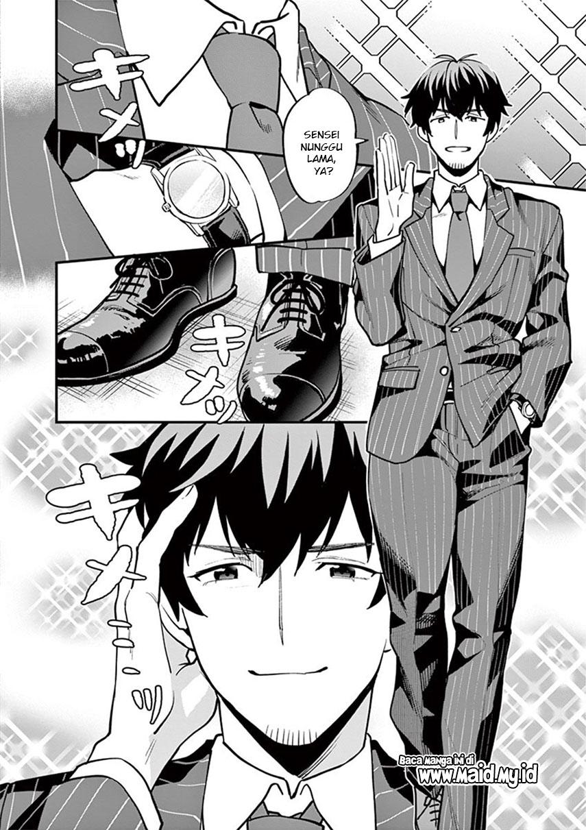 Sensei de ○○ shicha ikemasen!: Chapter 03 - Page 10
