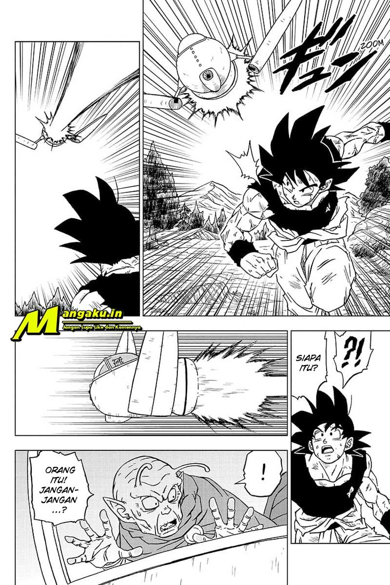 Dragon Ball Super: Chapter 76.2 - Page 17