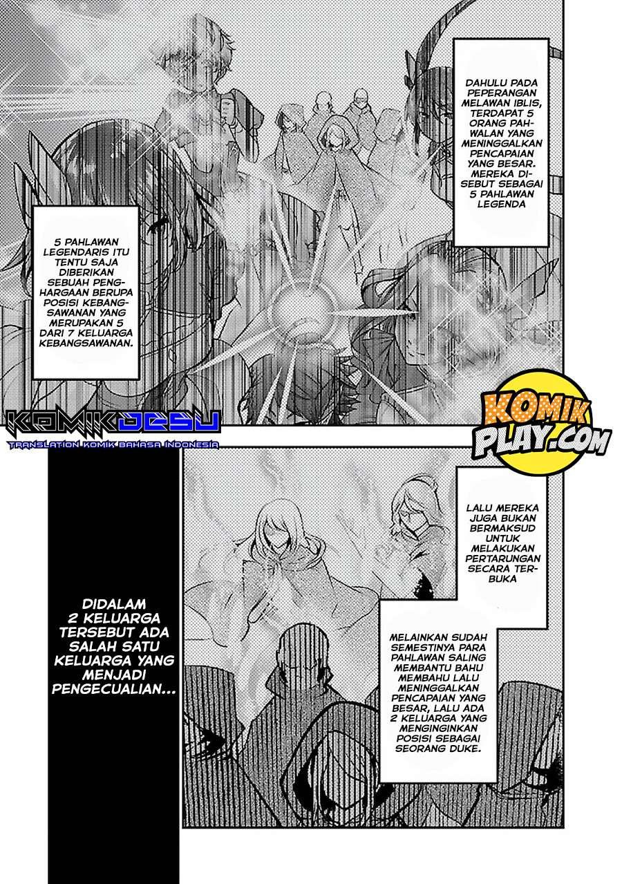 Senritsu no Majutsushi to Goteijuu: Chapter 20 - Page 2