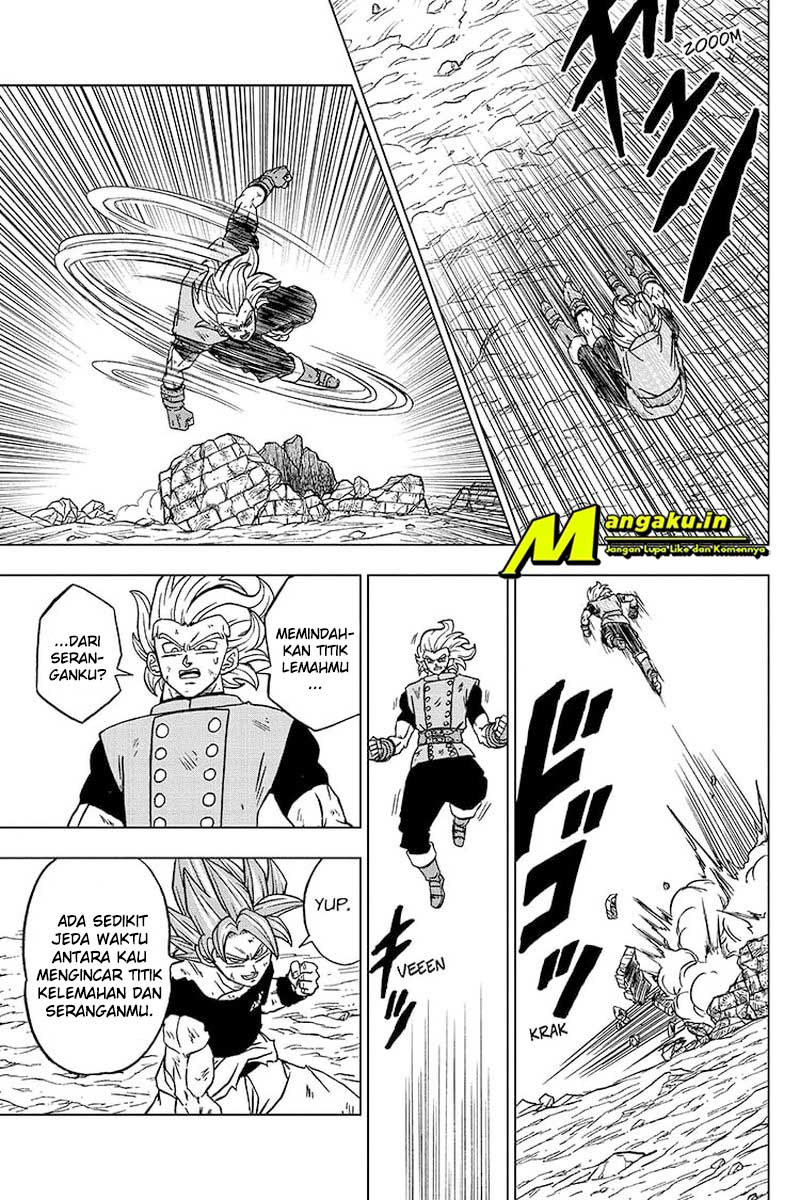 Dragon Ball Super: Chapter 76.1 - Page 18