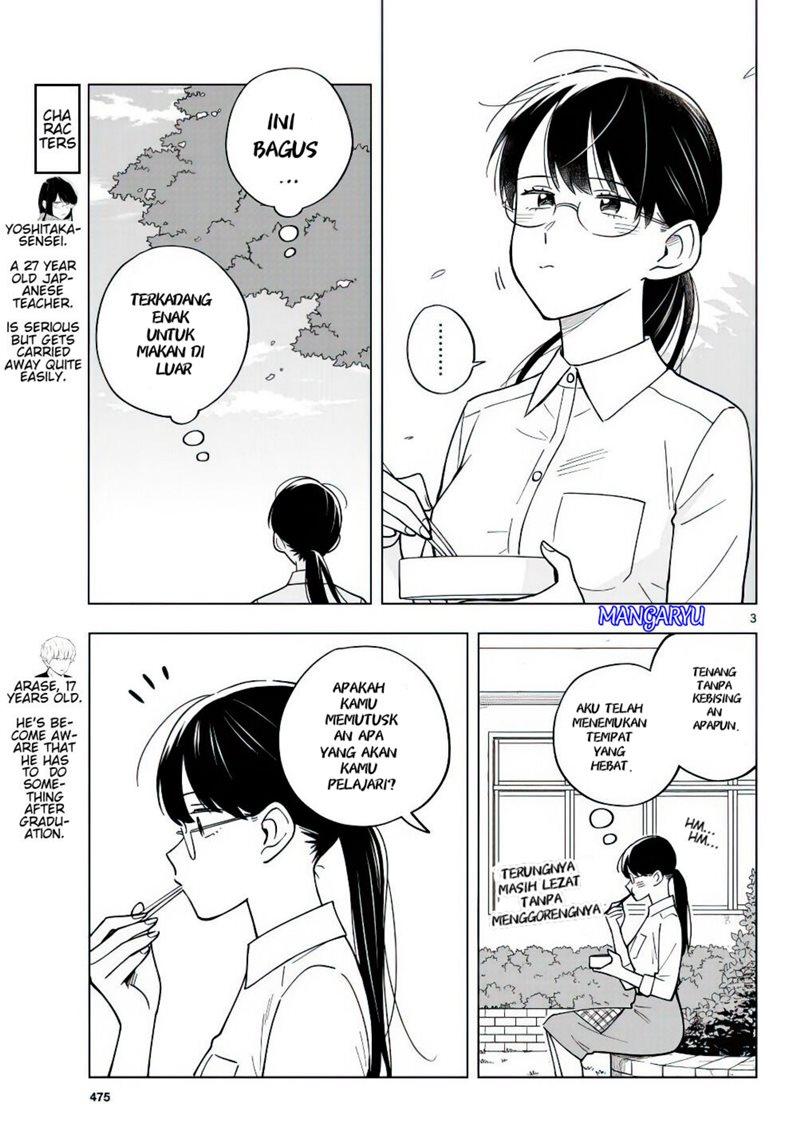 Sensei Wa Koi o Oshie Rarenai: Chapter 40 - Page 2