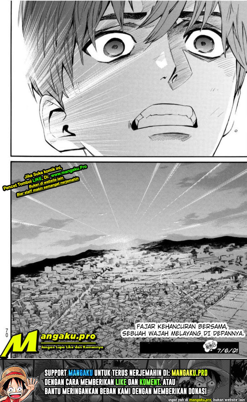 Noragami: Chapter 94.2 - Page 22