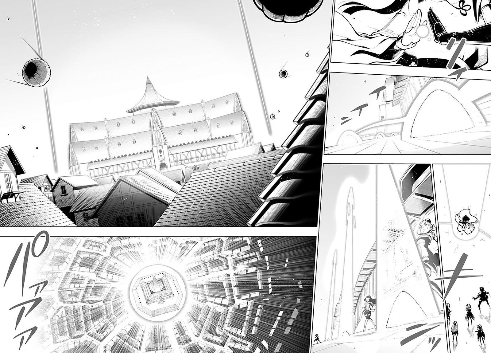 Sekai Saikyou no Kouei: Meikyuukoku no Shinjin Tansakusha: Chapter 19 - Page 21
