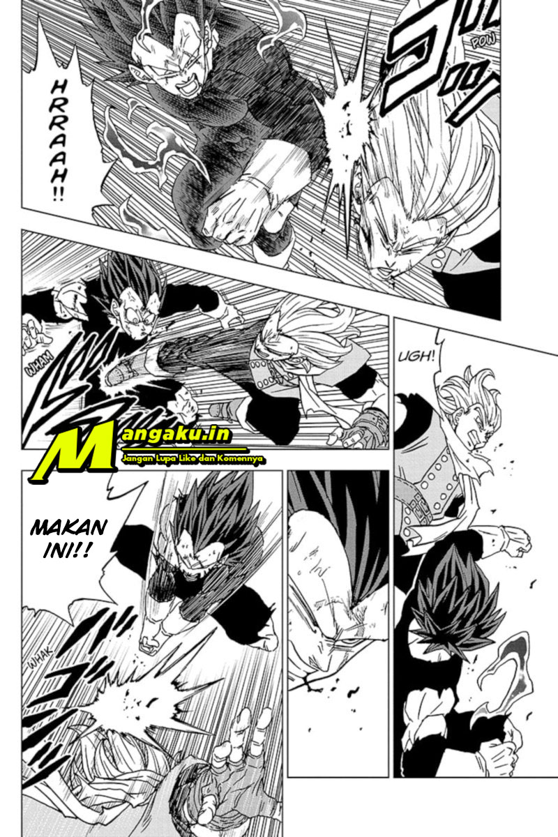 Dragon Ball Super: Chapter 75.2 - Page 12