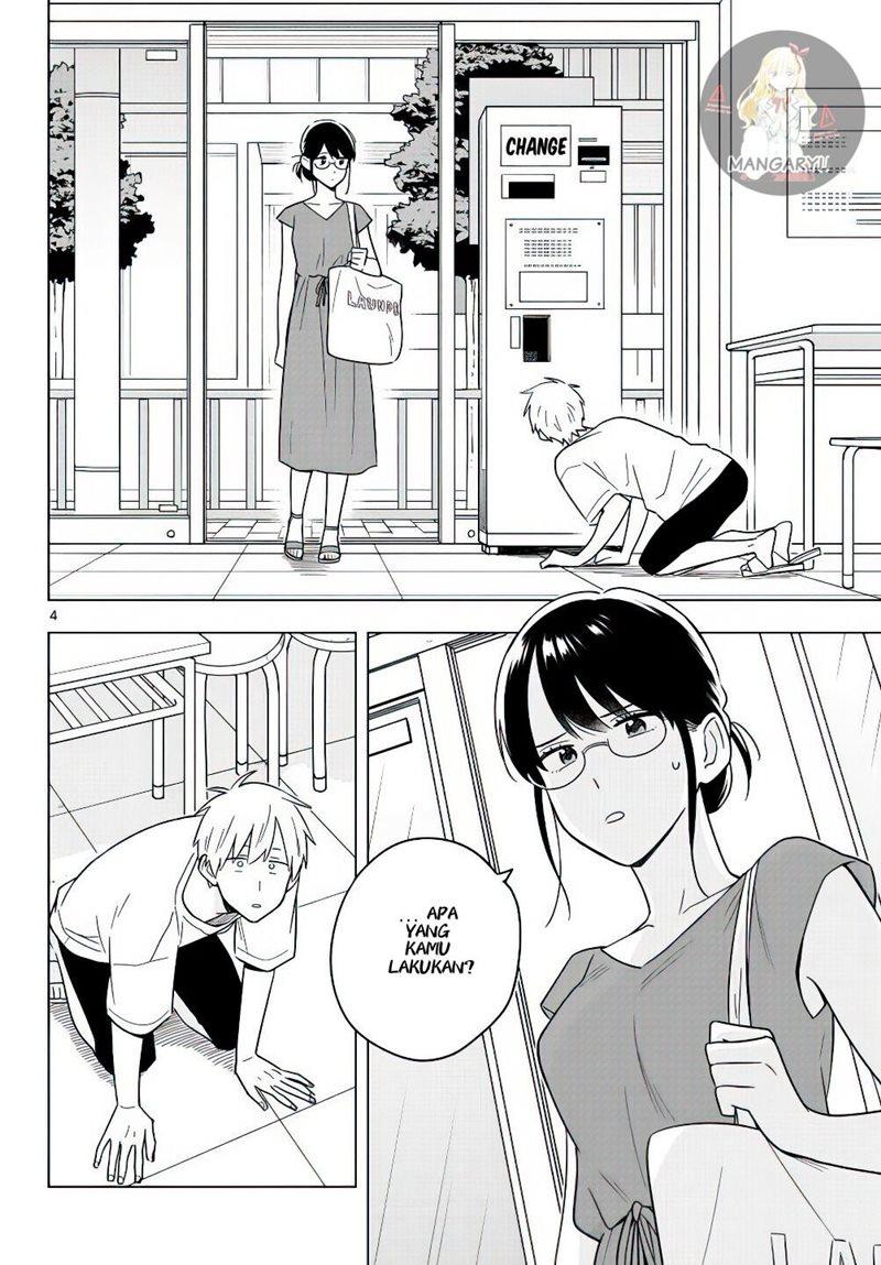 Sensei Wa Koi o Oshie Rarenai: Chapter 41 - Page 1
