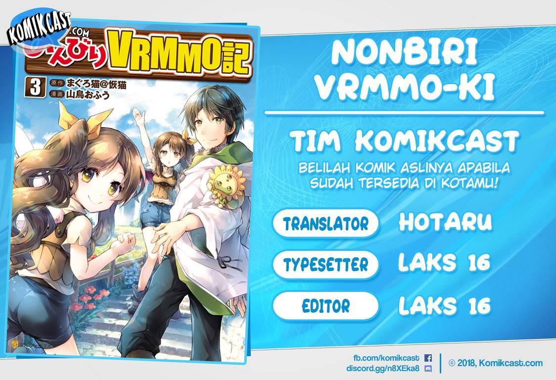 Nonbiri VRMOO-ki: Chapter 30.1 - Page 1