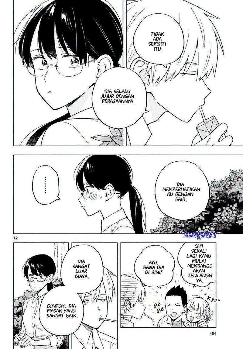 Sensei Wa Koi o Oshie Rarenai: Chapter 40 - Page 11