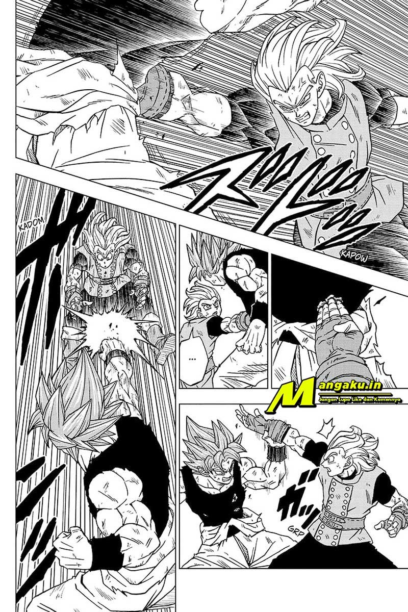 Dragon Ball Super: Chapter 76.1 - Page 17
