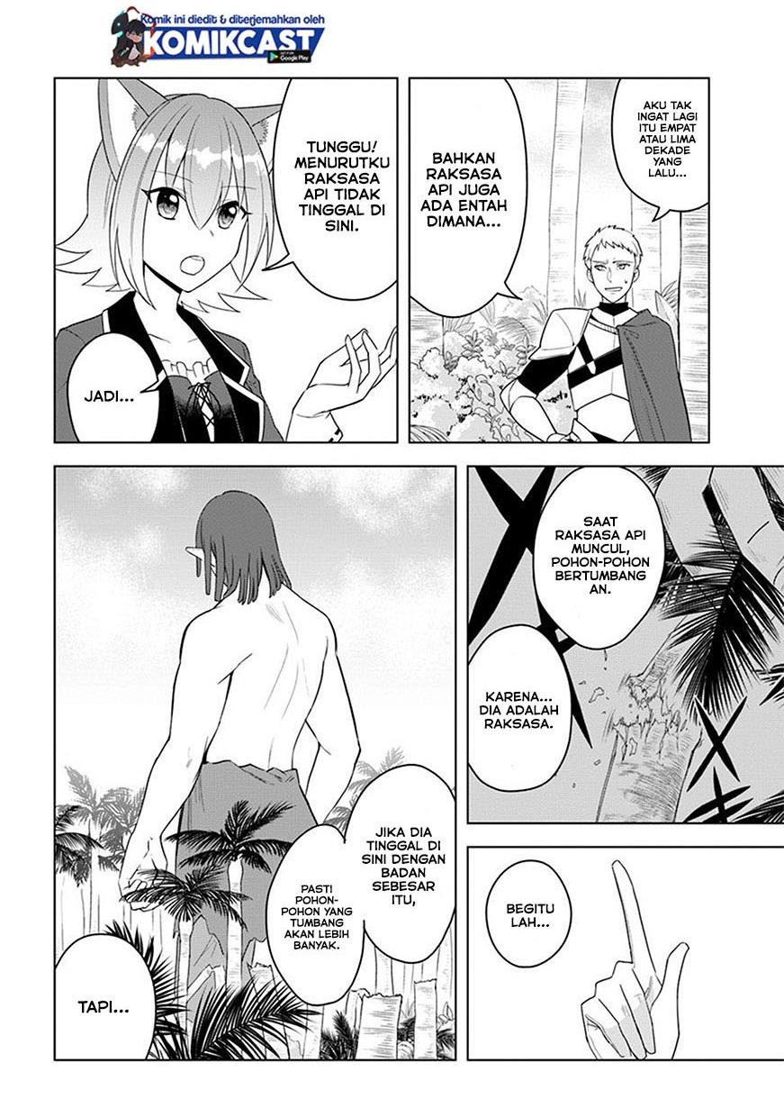 Eiyū no Musume to Shite Umarekawatta Eiyū wa Futatabi Eiyū o Mezasu: Chapter 18.1 - Page 9
