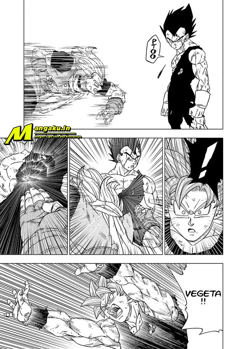 Dragon Ball Super: Chapter 76.1 - Page 12