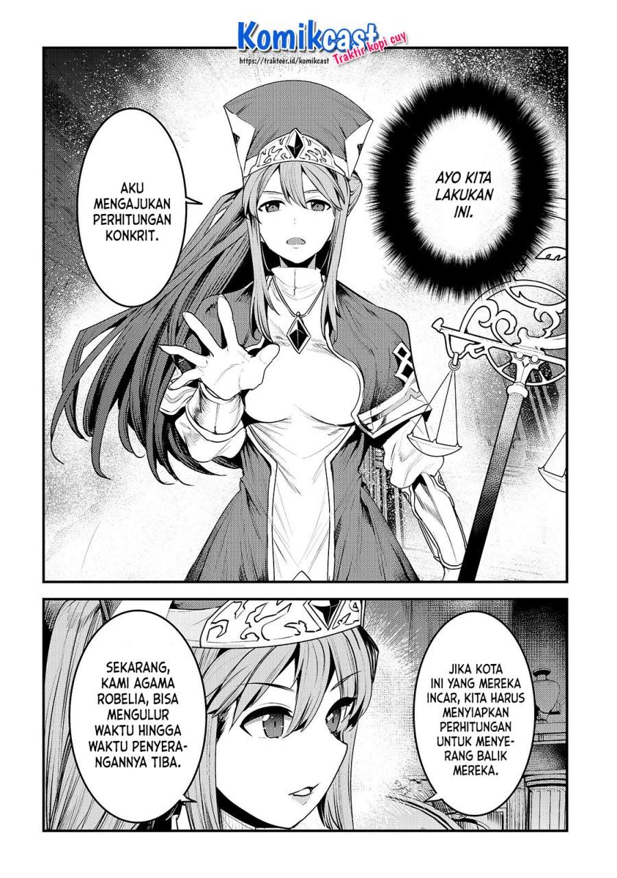 Nozomanu Fushi no Boukensha: Chapter 35 - Page 7
