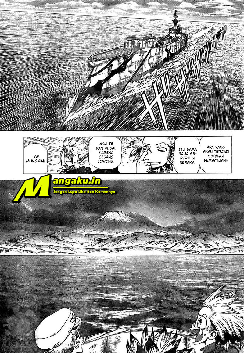 Dr. Stone: Chapter 212 - Page 6