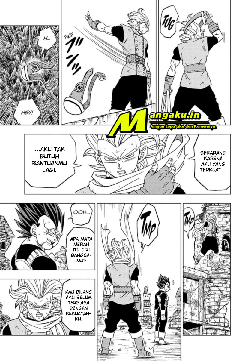 Dragon Ball Super: Chapter 75.2 - Page 5