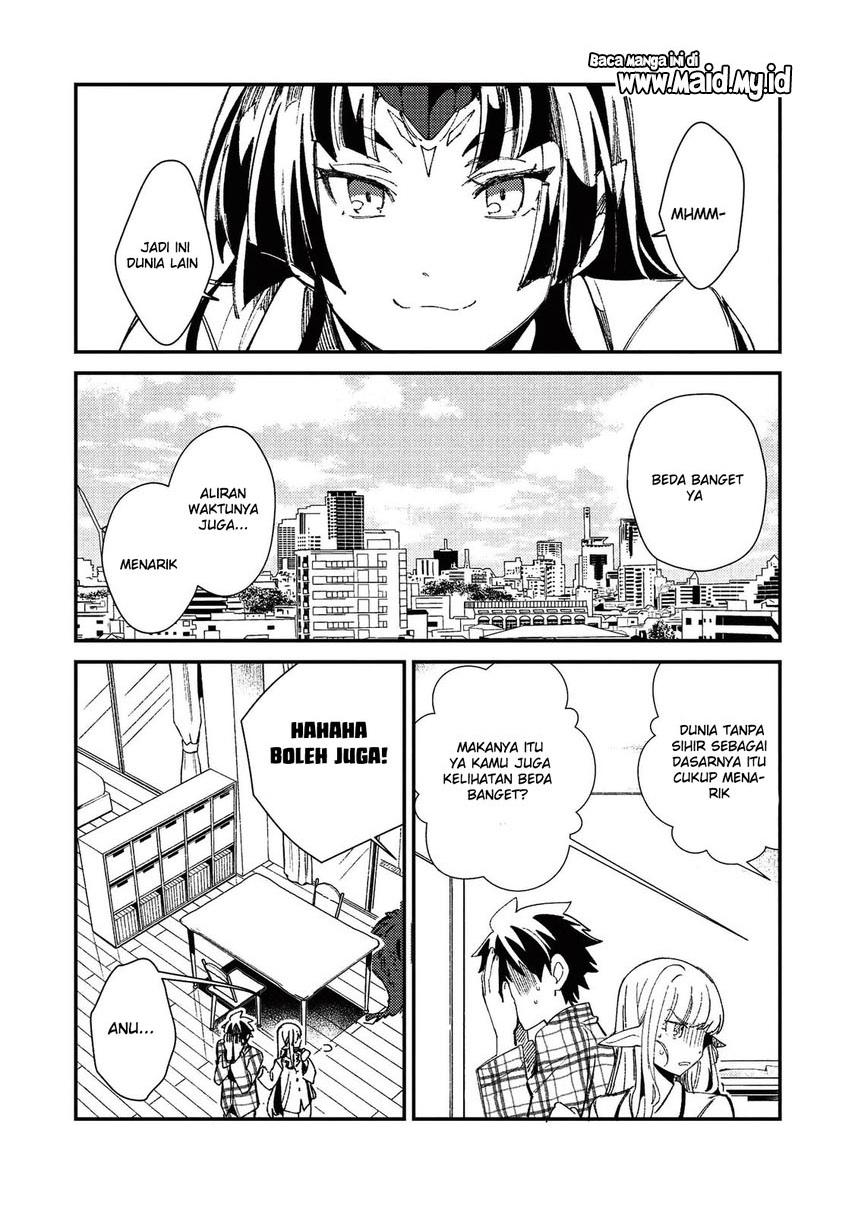 Nihon e Youkoso Elf-san.: Chapter 25 - Page 6