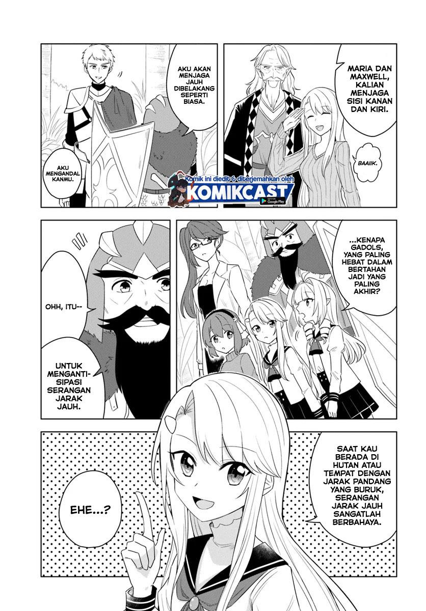 Eiyū no Musume to Shite Umarekawatta Eiyū wa Futatabi Eiyū o Mezasu: Chapter 17.2 - Page 3