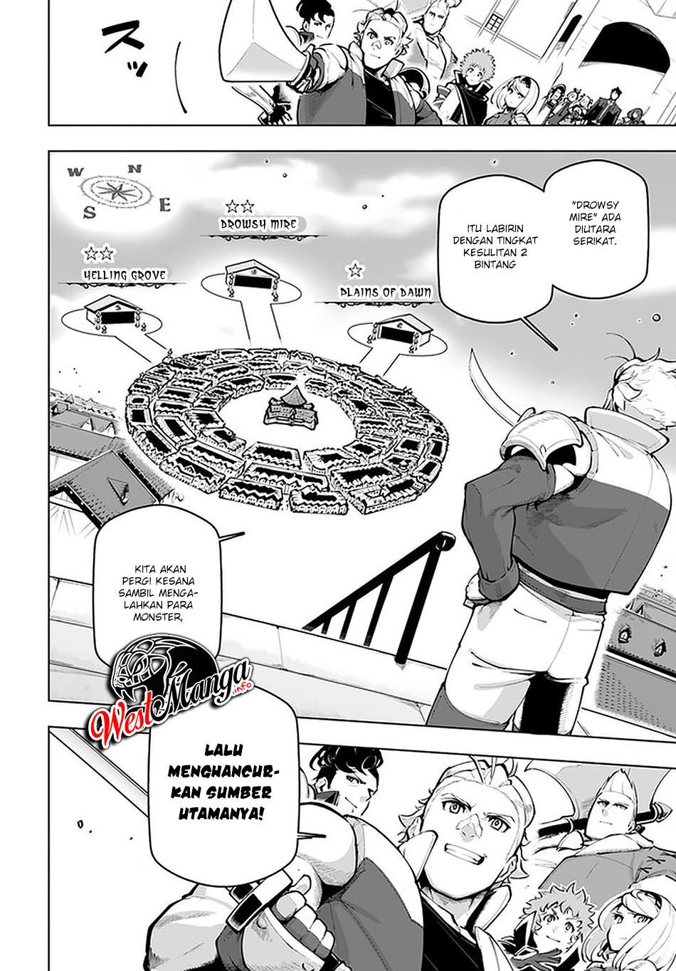 Sekai Saikyou no Kouei: Meikyuukoku no Shinjin Tansakusha: Chapter 19 - Page 17
