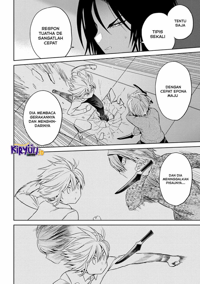Sekai Saikyou no Assassin, isekai kizoku ni tensei suru: Chapter 13.1 - Page 8