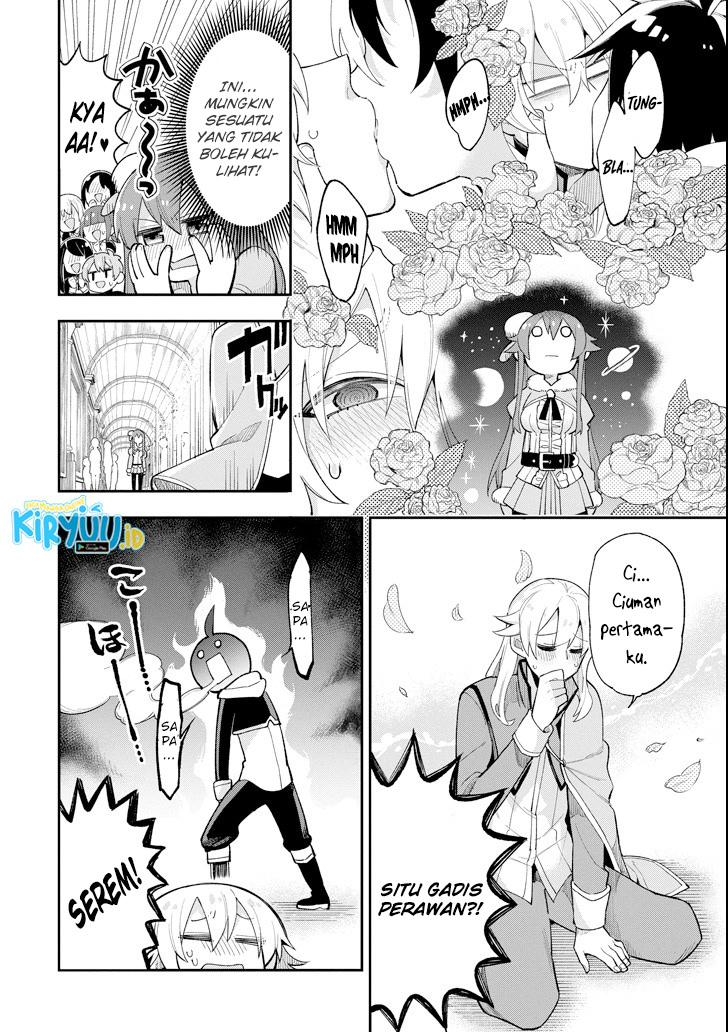 Eiyuu Kyoushitsu: Chapter 15 - Page 22