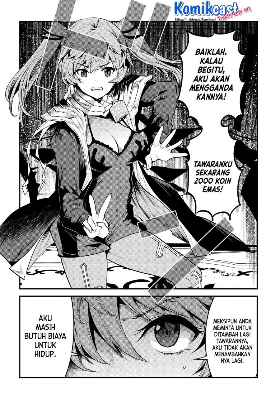 Nozomanu Fushi no Boukensha: Chapter 35 - Page 25