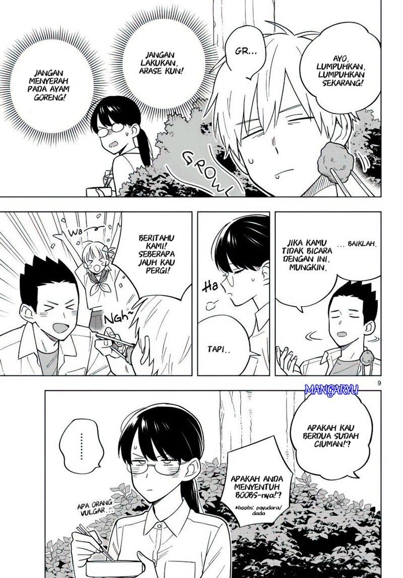 Sensei Wa Koi o Oshie Rarenai: Chapter 40 - Page 8
