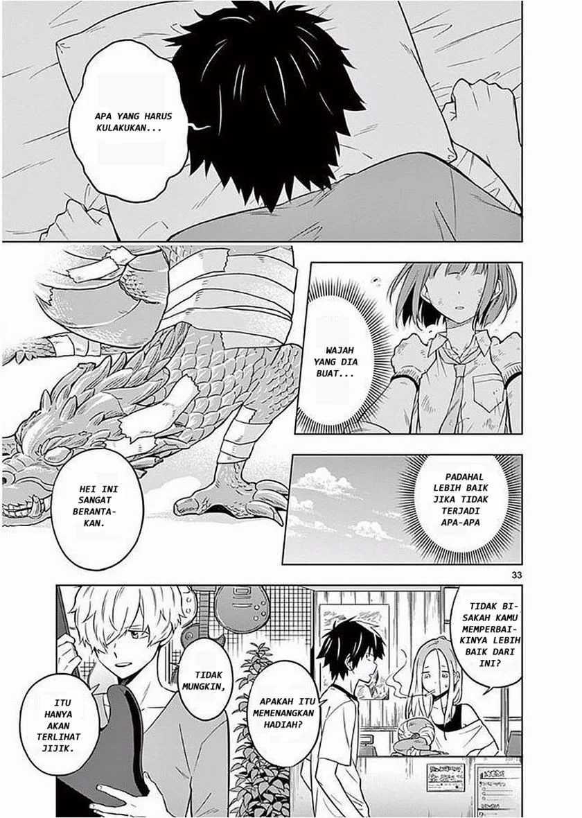 Nidome no Natsu, Nidoto Aenai Kimi: Chapter 05 - Page 34