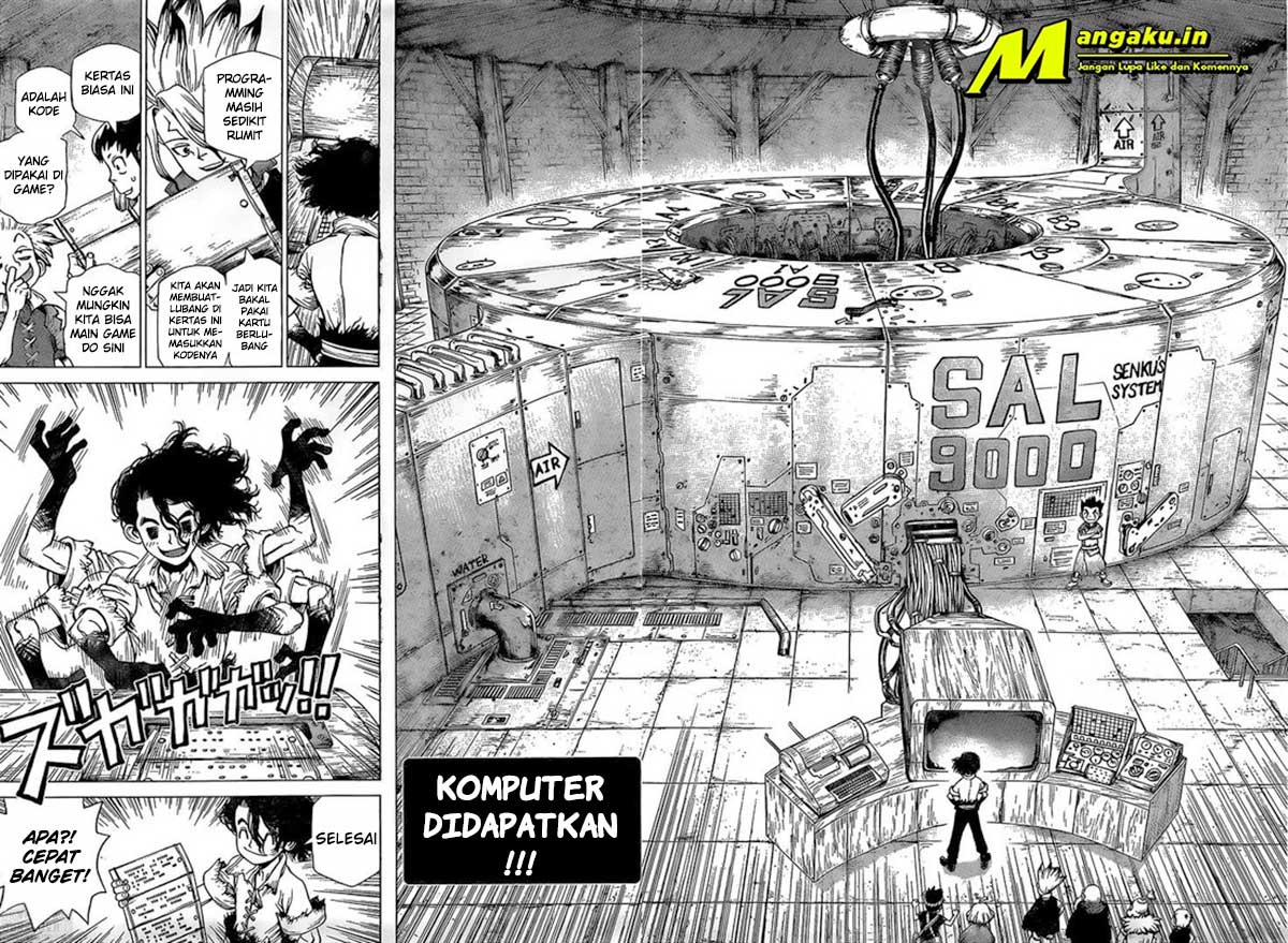 Dr. Stone: Chapter 213 - Page 10