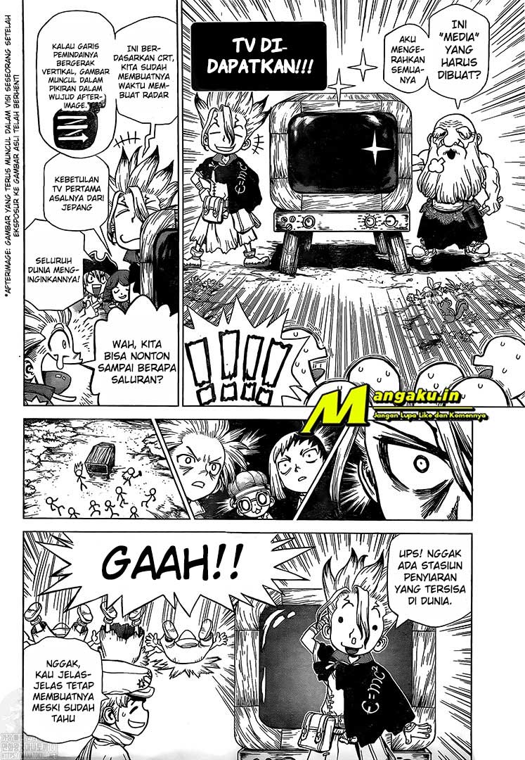 Dr. Stone: Chapter 213 - Page 6