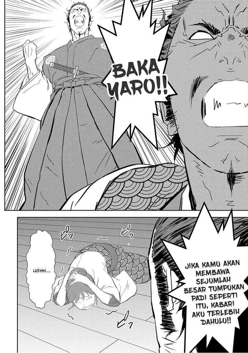 Sengoku Komachi Kuroutan: Noukou Giga: Chapter 07 - Page 18