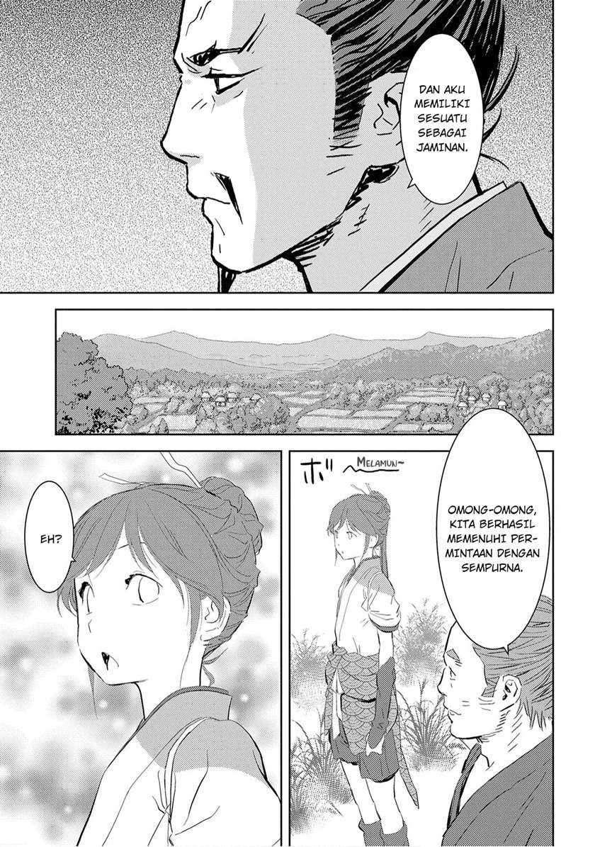 Sengoku Komachi Kuroutan: Noukou Giga: Chapter 07 - Page 29
