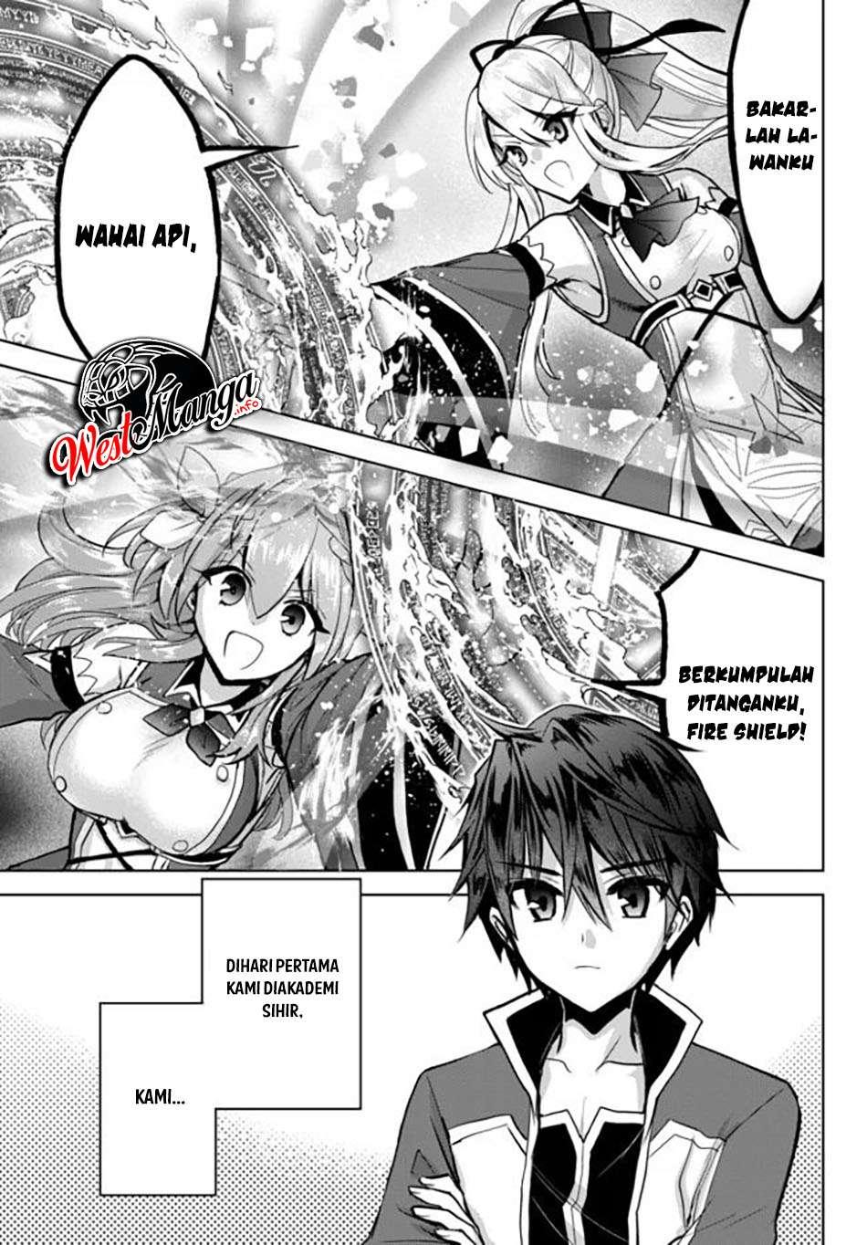 Nishuume Cheat no Tensei Madoushi: Saikyou ga 1000-nengo ni Tensei Shitara, Jinsei Yoyuu Sugimashita: Chapter 04.1 - Page 1
