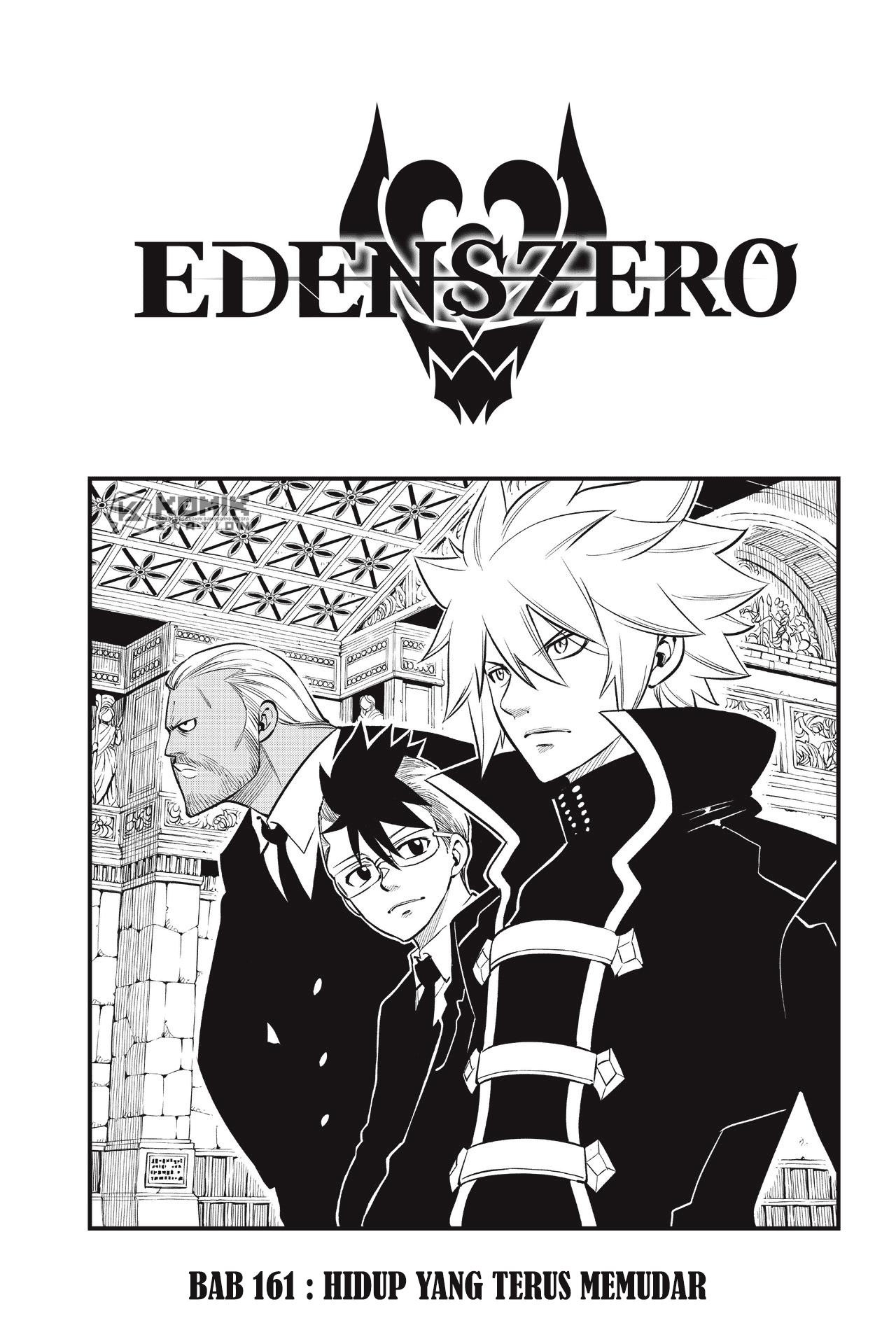 Eden's Zero: Chapter 161 - Page 2